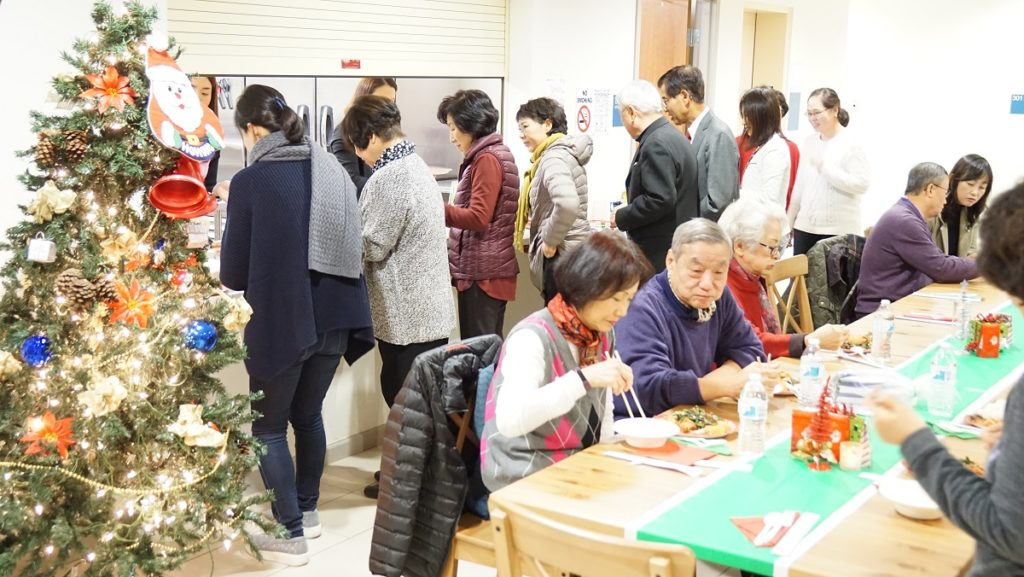Volunteer Appreciation Lunch (12/13/17)