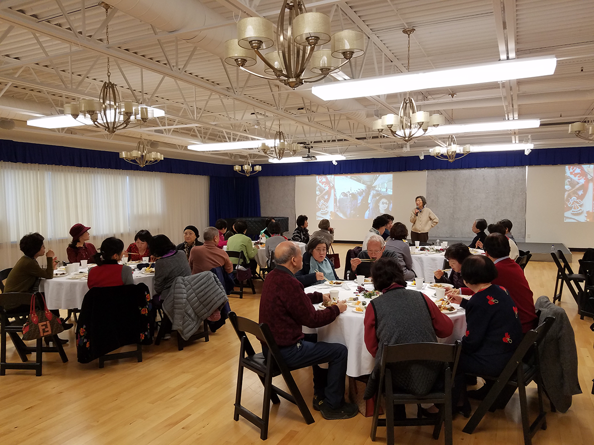 Korean Community Center Kcc 한인동포회관 Kcc Seniors Quot Golden Club Quot Amp Quot Club
